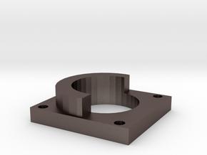 Dowel Holder Open Bracket in Stainless Steel