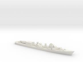 Kildin-class destroyer, 1/2400 in White Natural Versatile Plastic