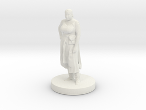 Printle C Femme 017 - 1/24 in White Strong & Flexible