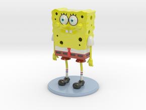 Sponge you in Coated Full Color Sandstone