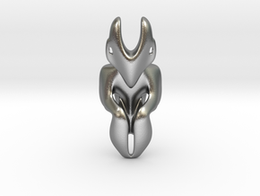 Artifact 3 in Natural Silver