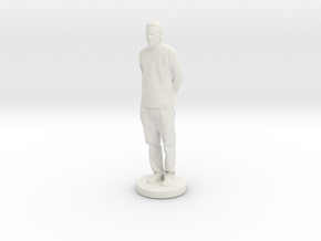 Printle C Homme 182 - 1/24 in White Natural Versatile Plastic