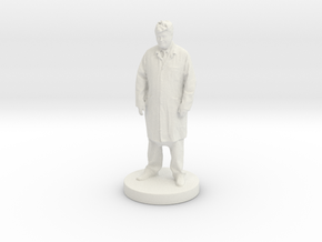 Printle C Homme 047 - 1/24 in White Strong & Flexible