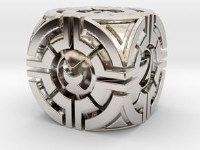 Forcebox D6 in Platinum