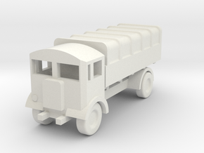 1/144 Scale AEC Matador Covered in White Natural Versatile Plastic