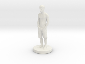 Printle C Homme 146 - 1/24 in White Strong & Flexible