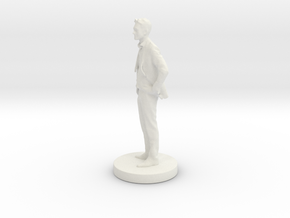 Printle C Homme 206 - 1/24 in White Strong & Flexible