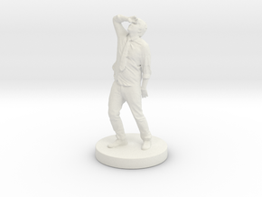 Printle C Homme 210 - 1/24 in White Strong & Flexible
