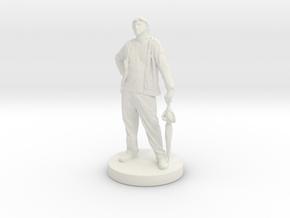 Printle C Homme 211 - 1/24 in White Strong & Flexible