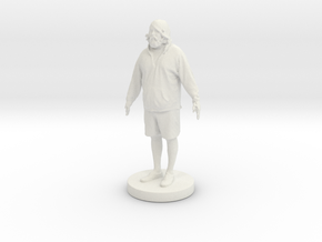 Printle C Homme 216 - 1/24 in White Strong & Flexible