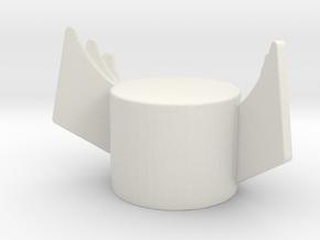 Stryfe in White Natural Versatile Plastic