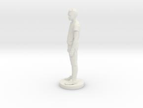Printle C Kid 026 - 1/24 in White Natural Versatile Plastic