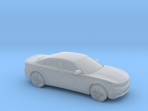 1/87 2015 Dodge Charger in Frosted Extreme Detail