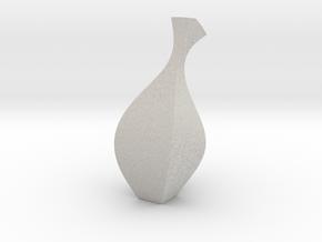LW Vase1 in Full Color Sandstone