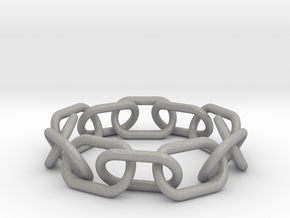 Bracelet Chain in Aluminum