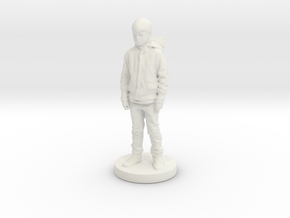 Printle C Kid 069 - 1/24 in White Natural Versatile Plastic