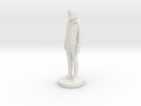 Printle C Kid 072 - 1/24 in White Natural Versatile Plastic