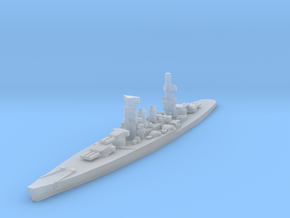 Conte di Cavour battleship 1/4800 in Smooth Fine Detail Plastic