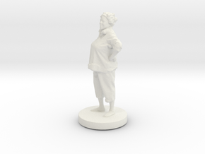 Printle C Femme 027- 1/72 in White Strong & Flexible