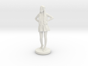 Printle C Femme 035- 1/32 in White Strong & Flexible