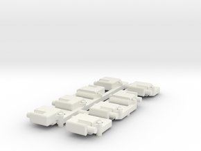 LS3 Coil Pack 1/8 in White Strong & Flexible