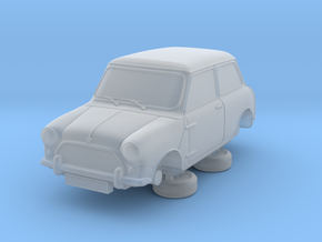 1-87 Austin Mini 64 Saloon in Frosted Ultra Detail