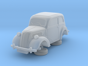 1-64 Ford Anglia E494a in Smooth Fine Detail Plastic