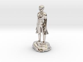 Billy, the demonic kid, in aristocrat attire. in Platinum