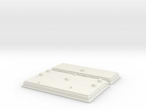 NS PTC Array (G - 1:29) in White Natural Versatile Plastic