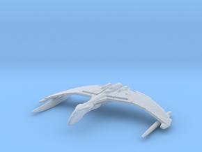 Romulan Valdore Type Warbird 1/15000 in Smooth Fine Detail Plastic