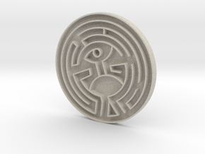 The Maze (Westworld) in Natural Sandstone
