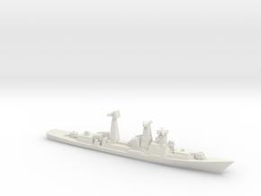Destroyer Provorny, 1/1800 in White Natural Versatile Plastic