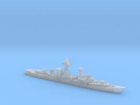 Kara-class cruiser, 1/1800 in Smooth Fine Detail Plastic