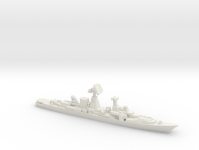 Cruiser Azov (Planned Modernization), 1/1800 in White Natural Versatile Plastic