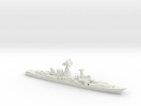Cruiser Azov (Planned Modernization), 1/2400 in White Natural Versatile Plastic