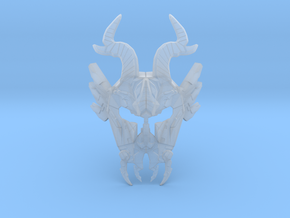 Sea Dragon's Mask in Frosted Ultra Detail