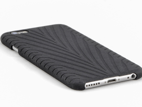 Iphone 6 Case - Eagle F1 like tire track in Black Strong & Flexible