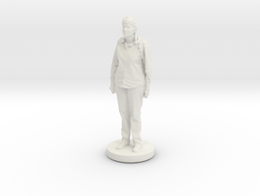 Printle C Femme 062- 1/43 in White Strong & Flexible