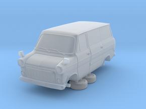 1-64 Ford Transit Mk1 Short Base Van Side Door in Smooth Fine Detail Plastic