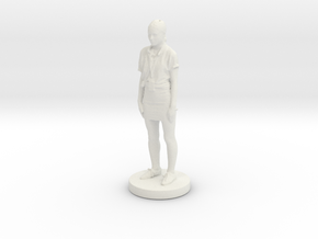 Printle C Femme 070- 1/32 in White Strong & Flexible