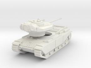 MG144-UK04 Centurion Mk 3 MBT (skirts) in White Strong & Flexible