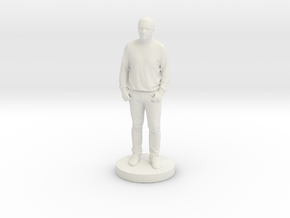 Printle C Homme 237- 1/24 in White Strong & Flexible