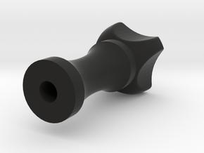 Go Pro Bolt Holder in Black Natural Versatile Plastic