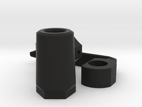Fast Handle v005 in Black Natural Versatile Plastic