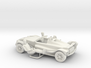 1:43 formula-ppoino fp023c-plus in White Natural Versatile Plastic