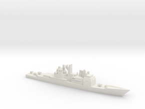 USS Ticonderoga (CG-47), 1/1800 in White Strong & Flexible