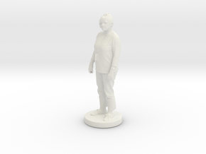 Printle C Femme 084- 1/32 in White Strong & Flexible