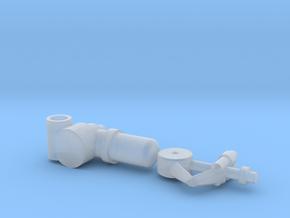 WING-Y STUDIO SCALE GREEBLIE  in Smooth Fine Detail Plastic