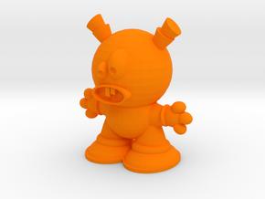 ( Series 1 LOMO -1 ) Jack Jack in Orange Processed Versatile Plastic: Medium