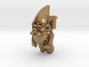 Brass Gnomeckles (5mm) in Natural Brass